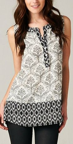 Riley Tunic. Emma Stine limited