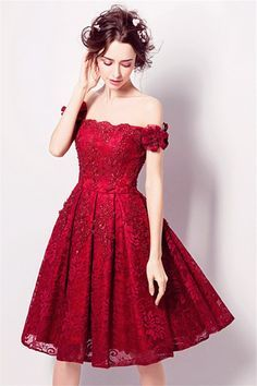 b732dd8d8c2c 22 Best short red dresses images | Short prom dresses, Elegant ...
