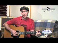 Hallelujah - Leonard Cohen - Easy Acoustic Beginner Guitar Lesson (BS-801) How To Play - YouTube