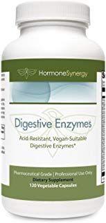 Digestive Enzymes 120 Vegetable Capsules   Multi Acid Resistant Vegan-Suitable Digestive Enzymes -  - 5.0 out of 5 stars - Vegan Supplements Coconut Oil, Jar, Vegetables, Food, Vegans, Essen, Vegetable Recipes, Meals, Yemek