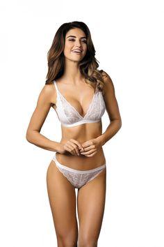 Panties model 68798 Gorteks. Cotton 7 % Spandex 5 % Polamid 68 % Polyester 20 %