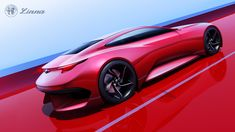 Alfa Romeo - Linna on Behance