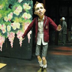 Ronnie Burkett Theatre of Marionettes ~ boy puppet from PENNY PLAIN