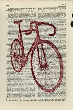 76 Best The Cycling Life images   Bicycle, Bicycle art, Bricolage 1daa5a6f4e