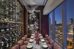 8 Impressive Private Dining Rooms In New York Restaurants