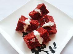Red velvet mugcake s ricottou. Recept v novej eknihe Fit koláčiky zo šálky.
