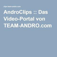 AndroClips :: Das Video-Portal von TEAM-ANDRO.com Bodybuilding Training, Bodybuilding Workouts, Weight Lifting, Videos, Portal, Fitness, Round Round, Gymnastics, Weightlifting