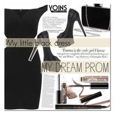 """Prom Do-Over: Your New Dream Dress with Yoins"" by vanjazivadinovic ❤ liked on Polyvore featuring Emma Watson, Vanity Fair and ASOS"