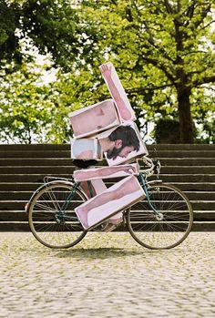 Design Free Thursday // Deconstructed Body Blocks by Fabien Nissels.