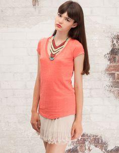 Camiseta lino - 12.95€