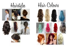 """""""The Jewel of His Life: Lia's Hairstyles and Colours"""" by capeles on Polyvore featuring beauty and lululemon"""