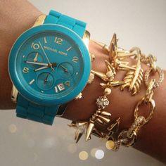 obsessed with these 3 bracelets!! Stella & Dot Renegade Bracelet, Arrow Bracelet and Christina Link Bracelet (need a watch too)