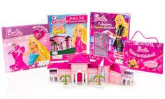 Groupon - Barbie 4-Book Set in Online Deal. Groupon deal price: $17.99