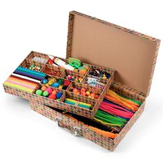 f366915cdbd38 Arts and Crafts Supply Library - Gift Guru Gal Got a crafty kid on your  hands