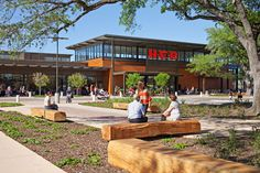 Coolest HEB ever! Commercial - Lake|Flato Architects