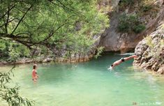 Do you're keen on wild swimming? Listed below are 18 dream spots… in France! End Of The World, Travel Around The World, Van Life, Wild In The Country, Wow Travel, Europe Destinations, France Travel, Outdoor Camping, Wonderful Places