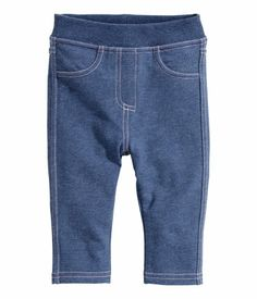 Jersey Leggings | $9.95 | H&M US