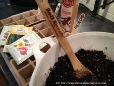 Seed Starting the best seed starting tips ever, container gardening, gardening - With the holidays behind us, it's time! Time to get a jump start on gardening, which means SEED STARTING! This task can either be a pleasure or a pain. Window Planters, Wood Planters, Window Boxes, Gardening Tips, Container Gardening, Cedar Planter Box, Garden Frogs, Modern Plant Stand, Garden Basket