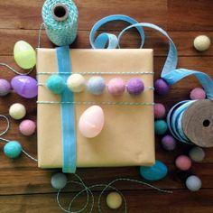 Image of Easter Felt Balls