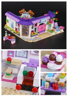XingBao Bausteine Geschenk Spielzeug Geschenk Mädchen Schloss Modell DIY