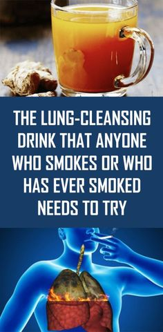 The Lung-Cleansing Drink That Anyone Who Smokes or Who Has Ever Smoked Needs to Try – Page 2 – The Best and Latest Tips of beauty and Health Natural Health Tips, Natural Detox, Natural Healing, Health And Beauty Tips, Natural Life, Smoking Causes Cancer, Full Body Detox, Fat Burning Detox Drinks, Purifier