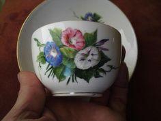 19thc Antique Royal Copenhagen Porcelain Cup