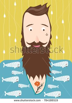 Find Man Beard Tattoos stock images in HD and millions of other royalty-free stock photos, illustrations and vectors in the Shutterstock collection. Thousands of new, high-quality pictures added every day. Find Man, Beard Tattoo, Bearded Men, Tattoos For Guys, Disney Characters, Fictional Characters, Royalty Free Stock Photos, Disney Princess, Illustration