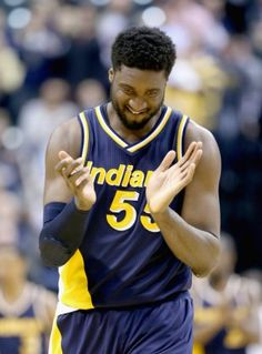 Roy Hibbert asked his agents to find him a coach who played in the NBA