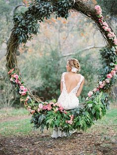 Spring Wedding Ideas with a Touch of Bohemian Style