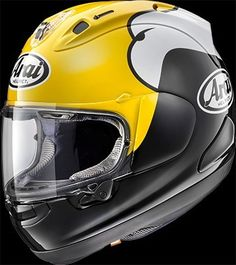 Arai CORSAIR-X KR-1 YELLOW KR-1 YELLOW