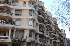 La Pedrera, Barcelona #lapedrera #barcelona