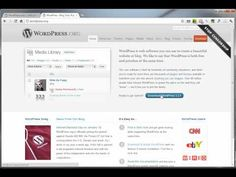 A quick overview of what WordPress is all about.