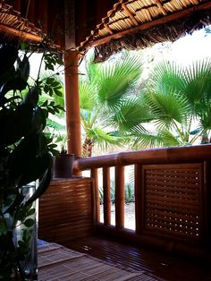 Bamboo House Bahay Kubo, Bamboo Construction, Bamboo Architecture, Bamboo House, Unique Restaurants, Bamboo Design, Natural Building, Bungalows, Bora Bora