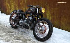Личный опыт Днепр 11 1990 - Бригадир, или сборка одного мотоцикла. / БайкПост