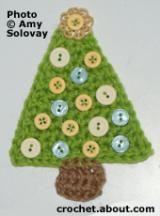 Christmas Tree Applique: Christmas Tree Applique