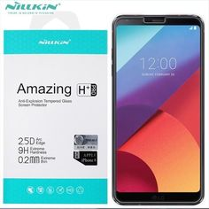 Tempered glass for lg g6 nillkin 9H Anti-Explosion H / H+ PRO protective film Screen Protector