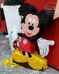Mickey Mouse Birthday Party Ideas | Photo 1 of 6