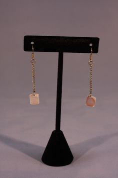 Drop earrings. Mountain Laurel Boutique