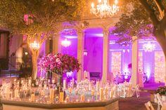 Radiant Orchid Louisiana Wedding Photos by Arte De Vie Wedding Planner Blue Skies Events Nola – KnotsVilla