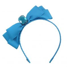 Headband by Sereni & Shentel. Kuching Cat(side) in Methyl Blue. Made in Borneo. Shop here: http://sereniandshentel.com/kuching-cat/848-kuching-cat-methyl-blue.html $45