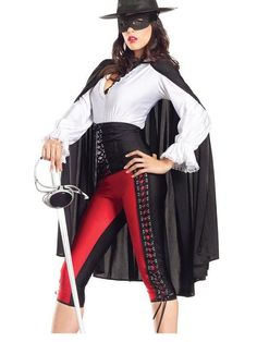 Buy Sexy Bandit Costume Adult Zorro Mexican Bandita Cowgirl Halloween Fancy Dress at online store Cowgirl Halloween Costume, Sexy Halloween Costumes, Halloween Fancy Dress, Adult Costumes, Costumes For Women, Cosplay Costumes, Halloween Ideas, Adult Halloween, Christmas Costumes