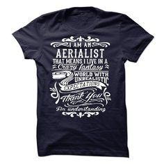 I Am An Aerialist - #gift for teens #appreciation gift. BUY-TODAY => https://www.sunfrog.com/LifeStyle/I-Am-An-Aerialist-53534184-Guys.html?68278