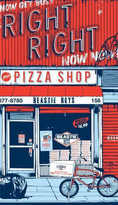 Beastie Boys Illustration by Timba Smits Gravure Illustration, Comics Illustration, Digital Illustration, Retro Illustrations, House Illustration, Graphic Illustration, Web Design, Design Art, Old Poster