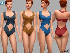 dgandy's Swimsuit - Hannah