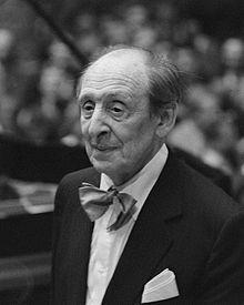 Vladimir Horowitz. Pianista.