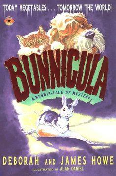 "Deborah & James Howe ""Bunnicula"""