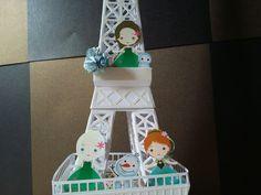 Festa Primavera Parisiense do Frozen by Oliver Festas Infantis & A Festa