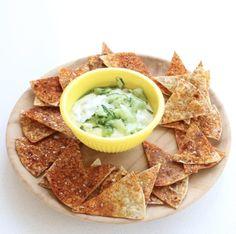Lompechips! – Godt nok Hummus, Dairy, Chips, Snacks, Ethnic Recipes, Appetizers, Potato Chip, Potato Chips, Treats