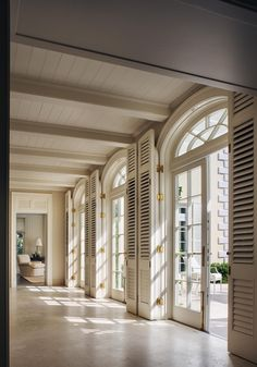 Fairfax and Sammons; Anglo-Caribbean House (Renovaiton of a 1930's Marion Sims Wyeth design); Palm Beach, Florida.