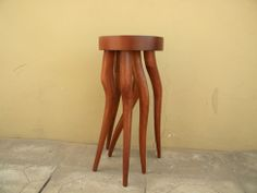 Africa is Tradition Reinvented: Crazy Legs Table by Tekura Design, Ghana.
